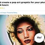 Lifenpsychology: Pop Art Grafik malen